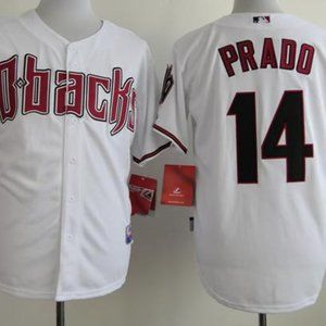 Arizona Diamondbacks  Martin Prado   Jersey